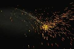 HOUDINI制作电焊火花效果