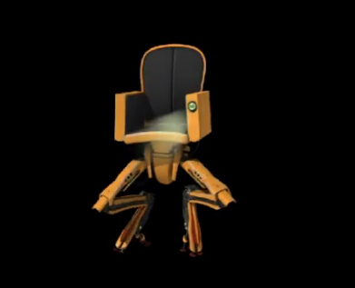 MAYA机械椅子制作教程