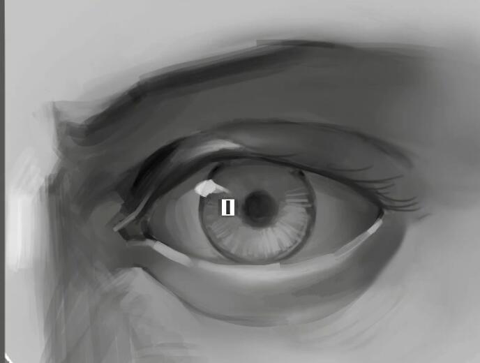 眼睛绘画技巧