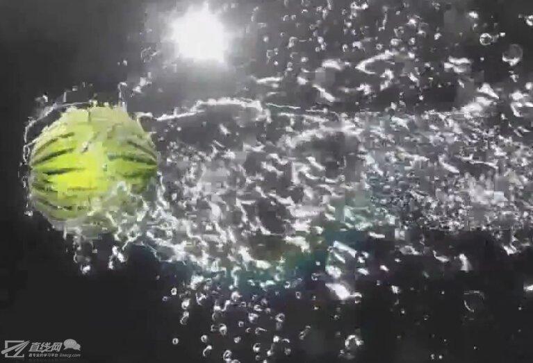 【中文字幕】AE做水教程