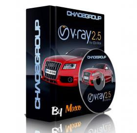 V-Ray adv v2.50.01 For 3ds Max 20142015 x64 Win
