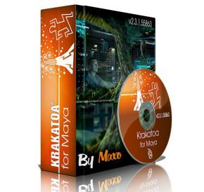 Thinkbox Krakatoa MY v2.3.1.55863 For MAYA 2014 - 2015 x64 Win