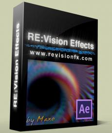 AE插件:变形扭曲插件REVisionFX RE-Flex v5.0 for After Effects