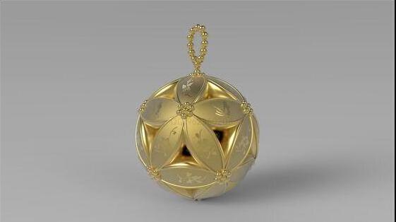 3DMAX小球模型制作思路