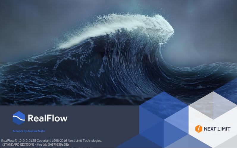 realflow 10 新特性——自定义 Kvolume形状