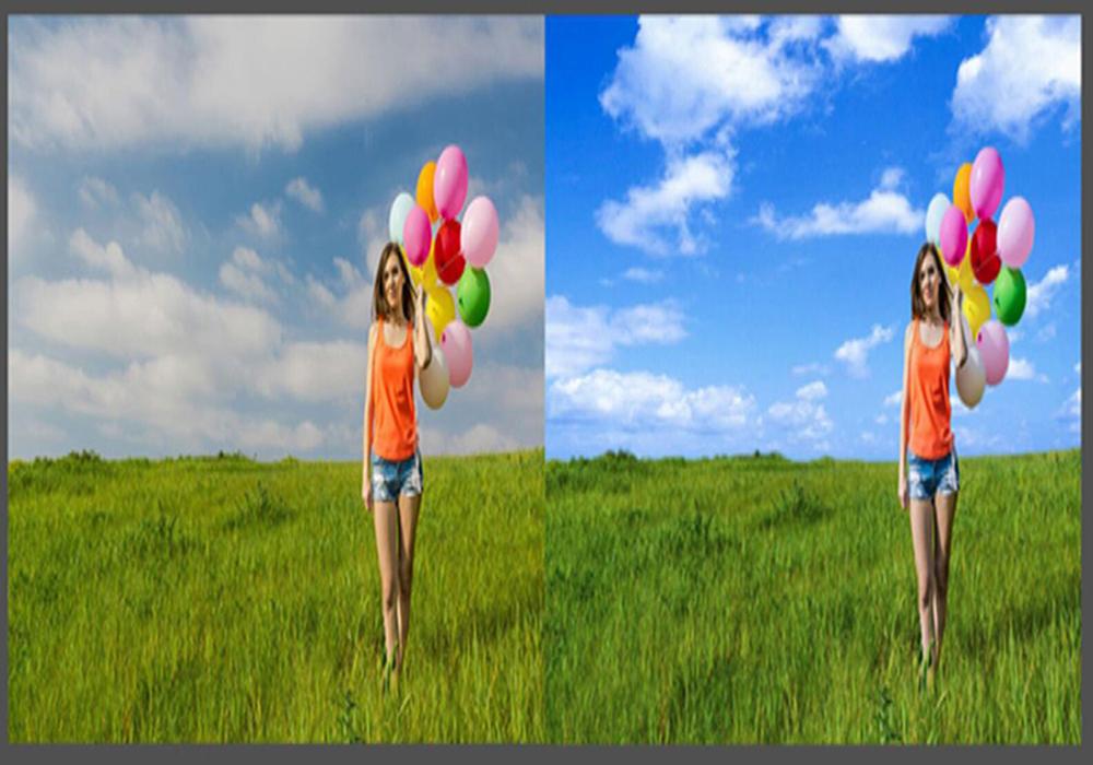 PS教程更换照片背景 超级简单一学就会