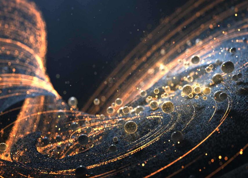 C4D教程-xp粒子4.0工作流程详解