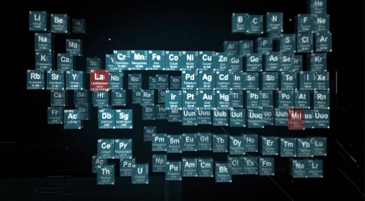 AE粒子制作开场科技风格