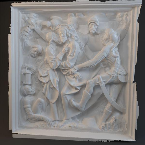 欧式雕塑-人物模型,游戏模型