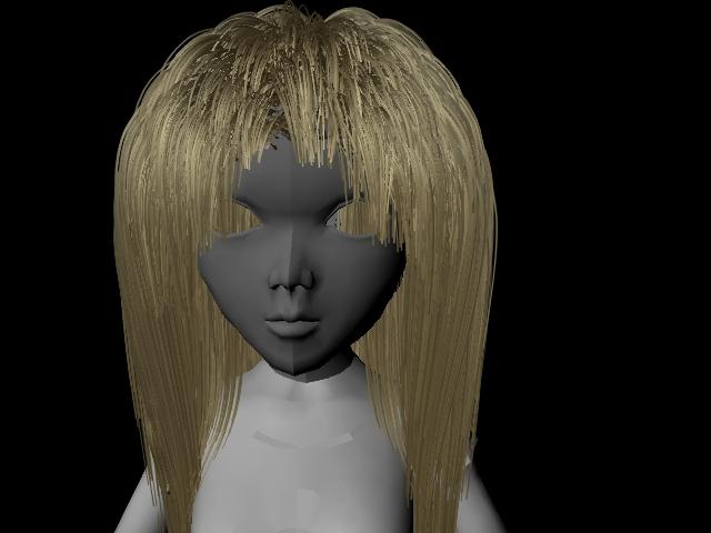 还产生动画的话,可能是头发之间开启了碰撞,你可以调节下Stiffness,这个可以K帧,0的时候就不会碰撞了,这个数值过高使头发发生一些异常的抖动。 给你一个参考最先的:http://dt.hxsd.com/3d/js/201108/139130.html 仅供参考,另外可以找下DT出过一次maya的Hair教程