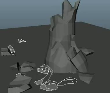 maya-pdi场使用和高级破碎-02