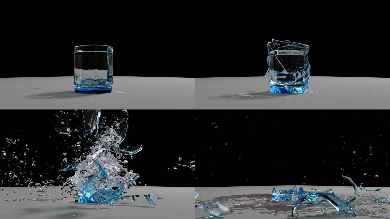 为什么,最近水杯老是碎呢?第一个玻璃水杯是用了一年图片