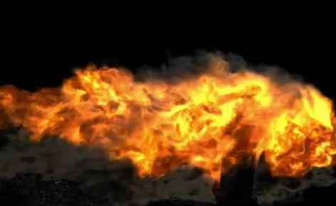 【英文】3dmax火焰喷射器的火焰制作-01