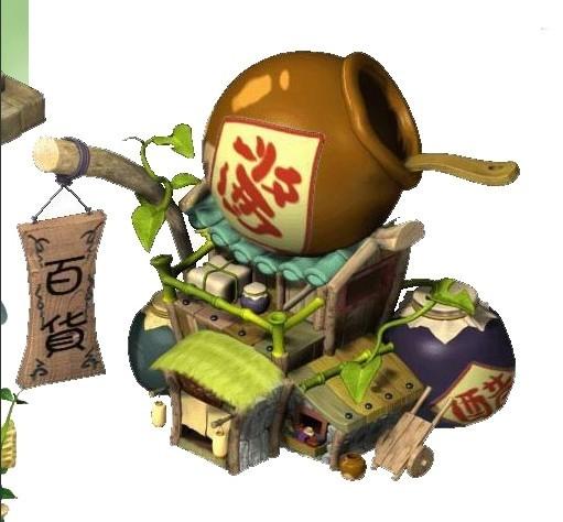 q版场景-人物模型,游戏模型, 动物插件, 模型下载尽在