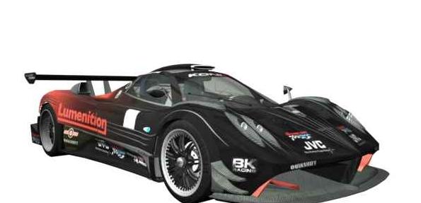 超级跑车-人物模型,游戏模型, 动物插件, 模型下载尽