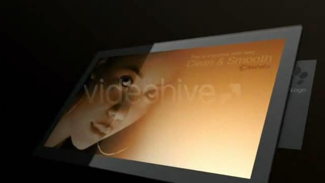 平板电脑照片框