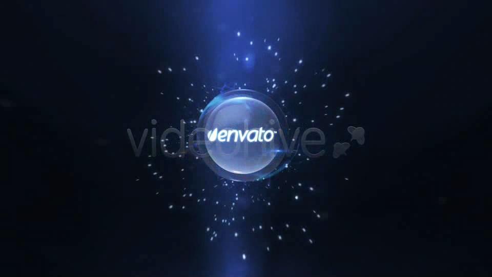 [ae模板] 五彩瓶盖logo图片