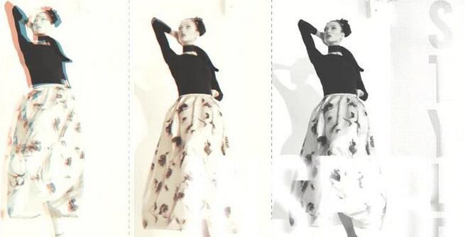 [ae模板] 怀旧黑白滤镜分屏效果演绎时尚杂志宣传片头模版