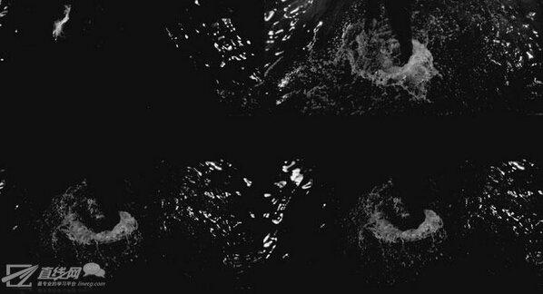 CCTV创意生产宣传片《灵动》高难度水特效制大赛视频龙图片