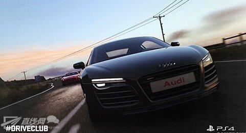 驾驶俱乐部(DriveClub)预告片