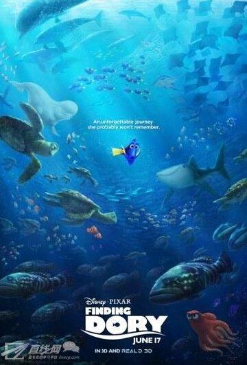 《海底总动员2:寻找多莉》全新海报曝光