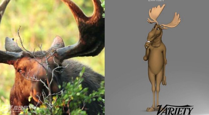 迪士尼动画电影《疯狂动物城》角色动画制作