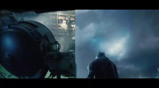 电影《蝙蝠侠大战超人:正义黎明 》视效解析