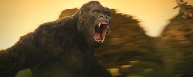 《金刚:骷髅岛》幕后拍摄