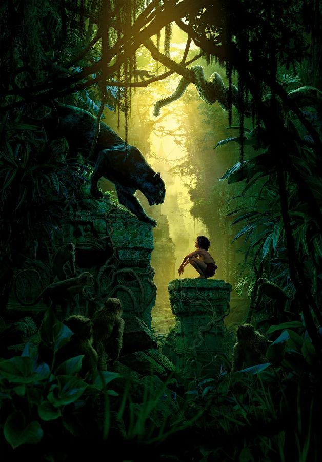大神带你做出《奇幻森林》里的四足动物的动画制作