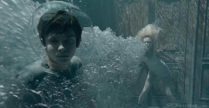 看小姐的逼水得到_顶级水特效·《佩小姐的奇幻城堡》制作解析