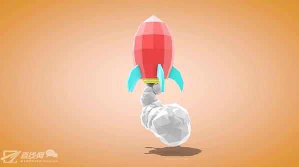 立体火箭彩纸手工制作大全图解