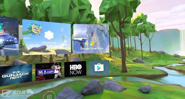 Google发布了一个高性能的虚拟现实平台