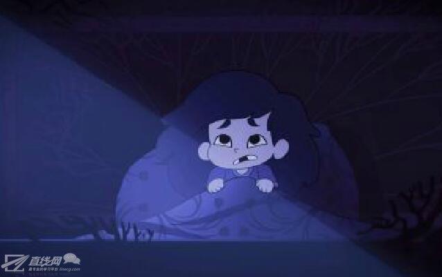 暗黑画风萌反转短片《黑暗森林》