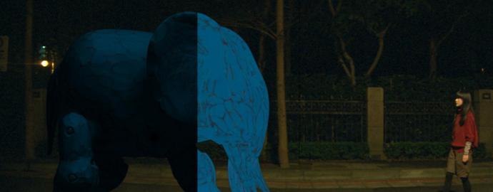 【公开课】实拍三维完美结合制作镜头