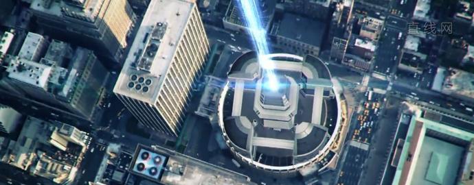 AE 科幻城市跟踪