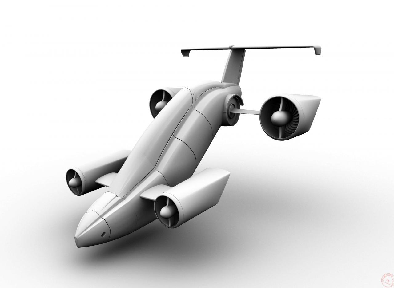 水上飞机模型下载页面