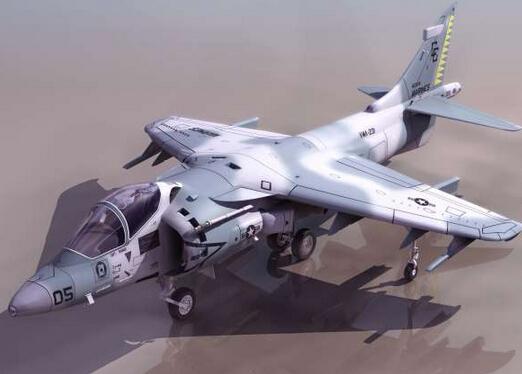 飞机3d模型 - 下载页面 - 直线网 - 最专业的数字艺术