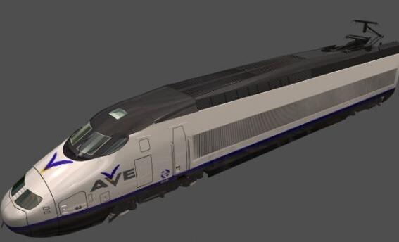 火车头3d模型 - 下载页面 - 直线网 - 最专业的数字