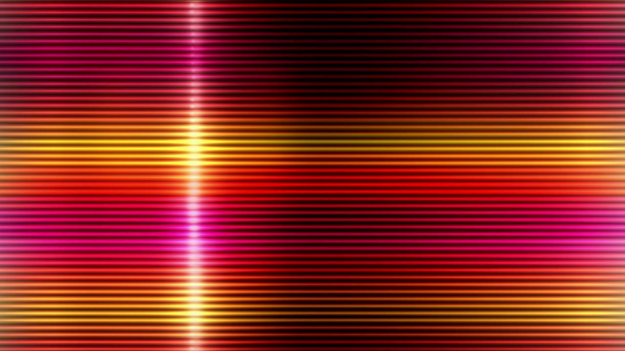 彩色光线波纹流动高清背景视频素材