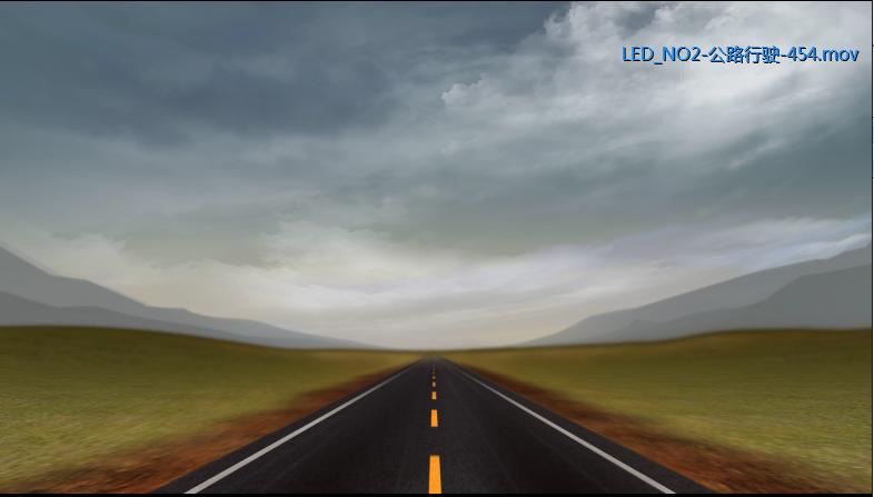 公路快速行驶高清动态背景视频素材下载页面
