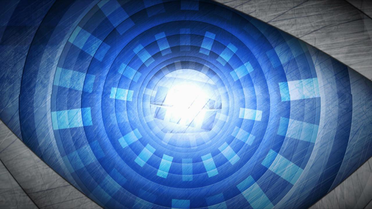 [视频素材] 科技线型思维一组高清背景视频素材