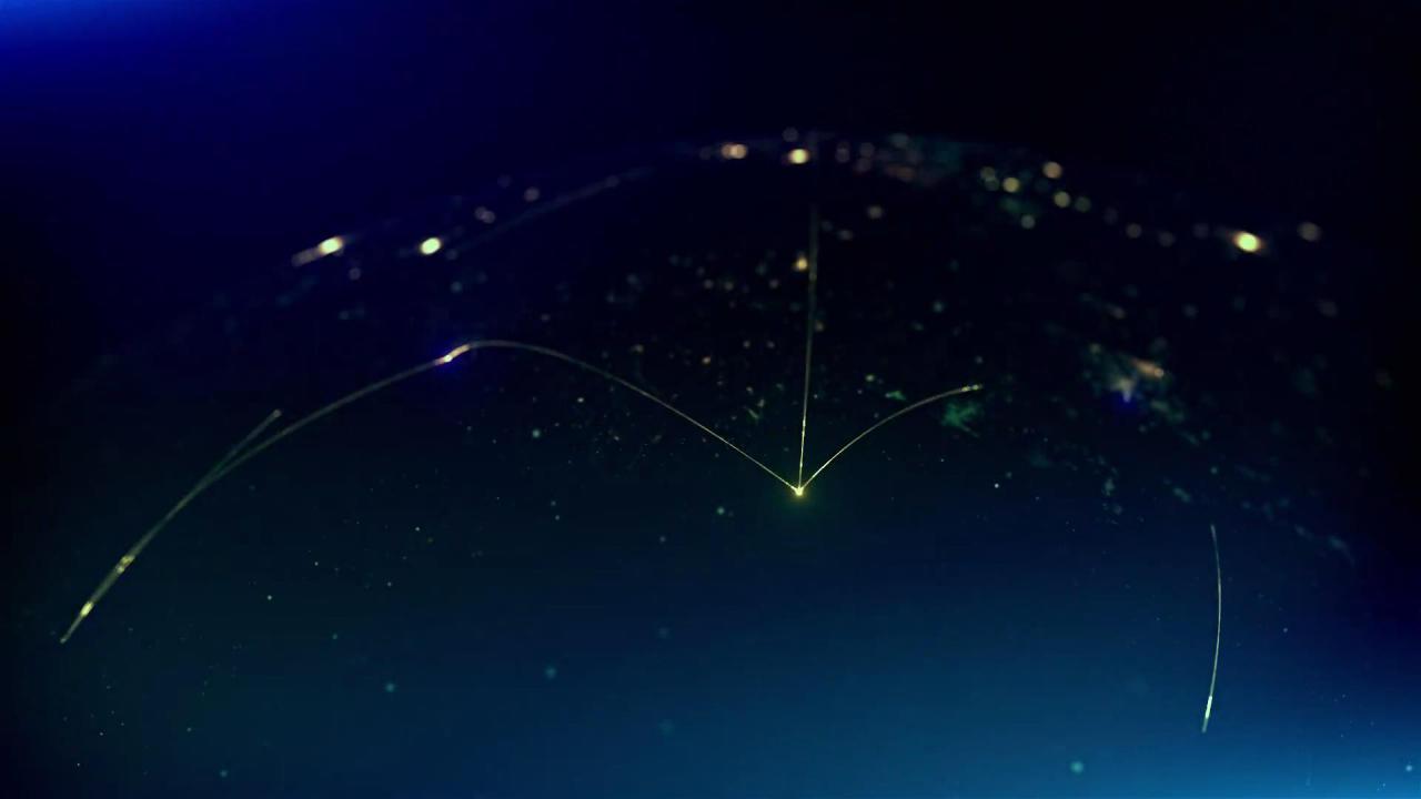 大数据时代互联网 全球数据流动科技技术企业必备动态视频素材