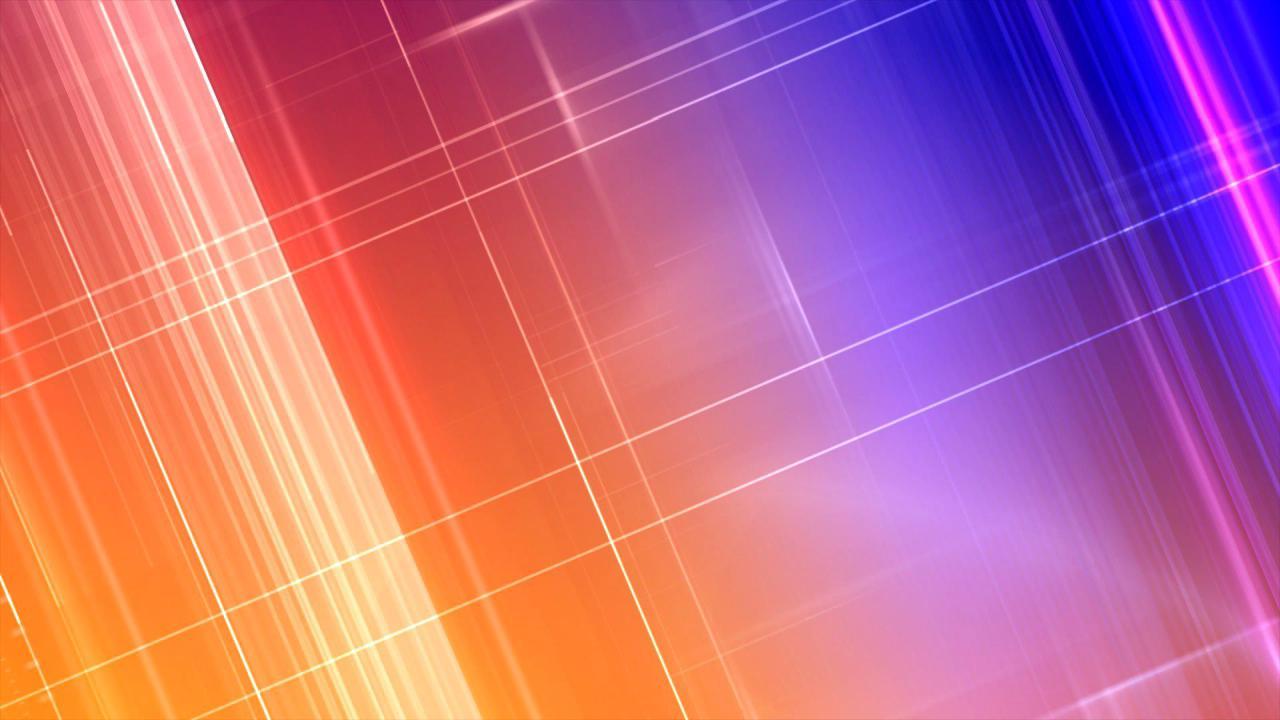 科技商務彩色線條轉動高清背景視頻素材圖片