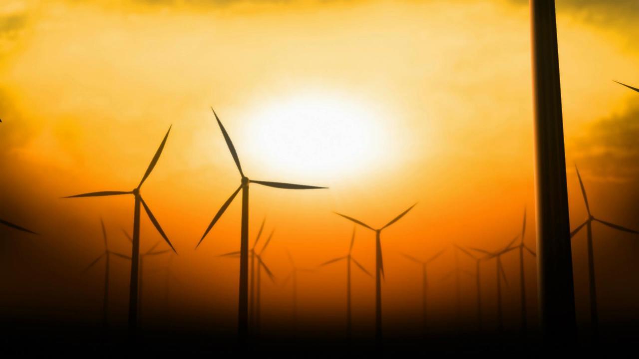 节能能源高清背景视频素材