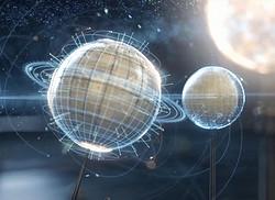 AE粒子交互专题——particular form e3d plexus 粒子间的交互运用