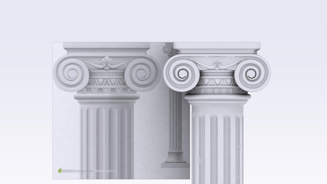 3dmax 基础建模渲染系列02图片