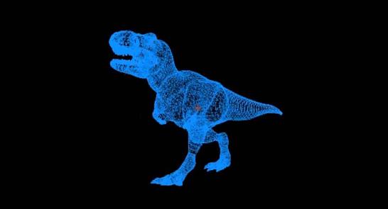 太空泥恐龙作品步骤图片