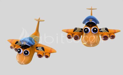 飞机总动员 - abitcg作品