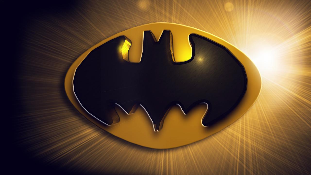 【原创】 【蝙蝠侠标志】