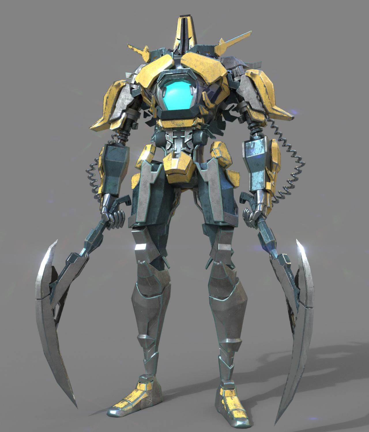 临摹机器人